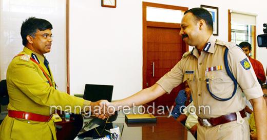 Mangalore Police Commissioner