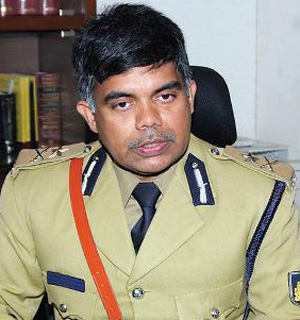 Mangaluru police commissioner M Chandra Sekhar s