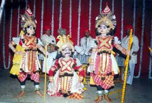 Childrens Yakshagana