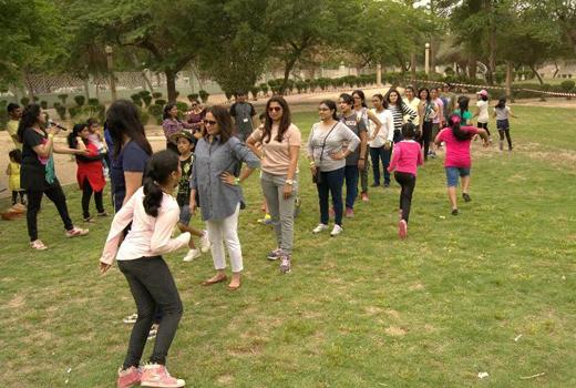 """SACAA Kuwait """"Fun in The Sun"""