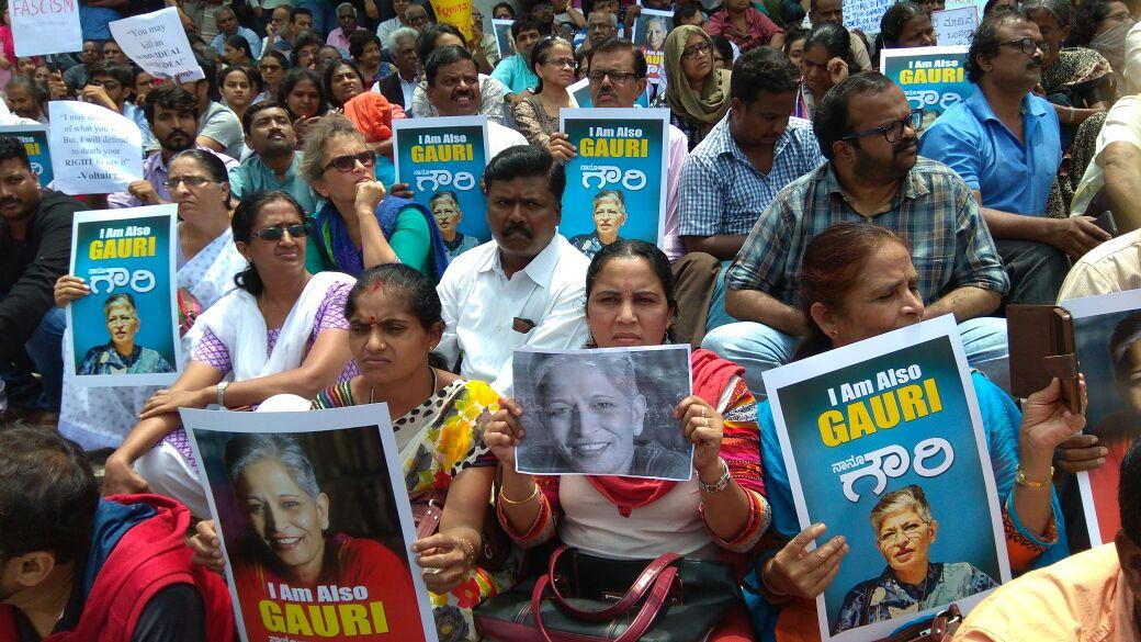 CID assists SIT in Gauri Lankesh Murder Case