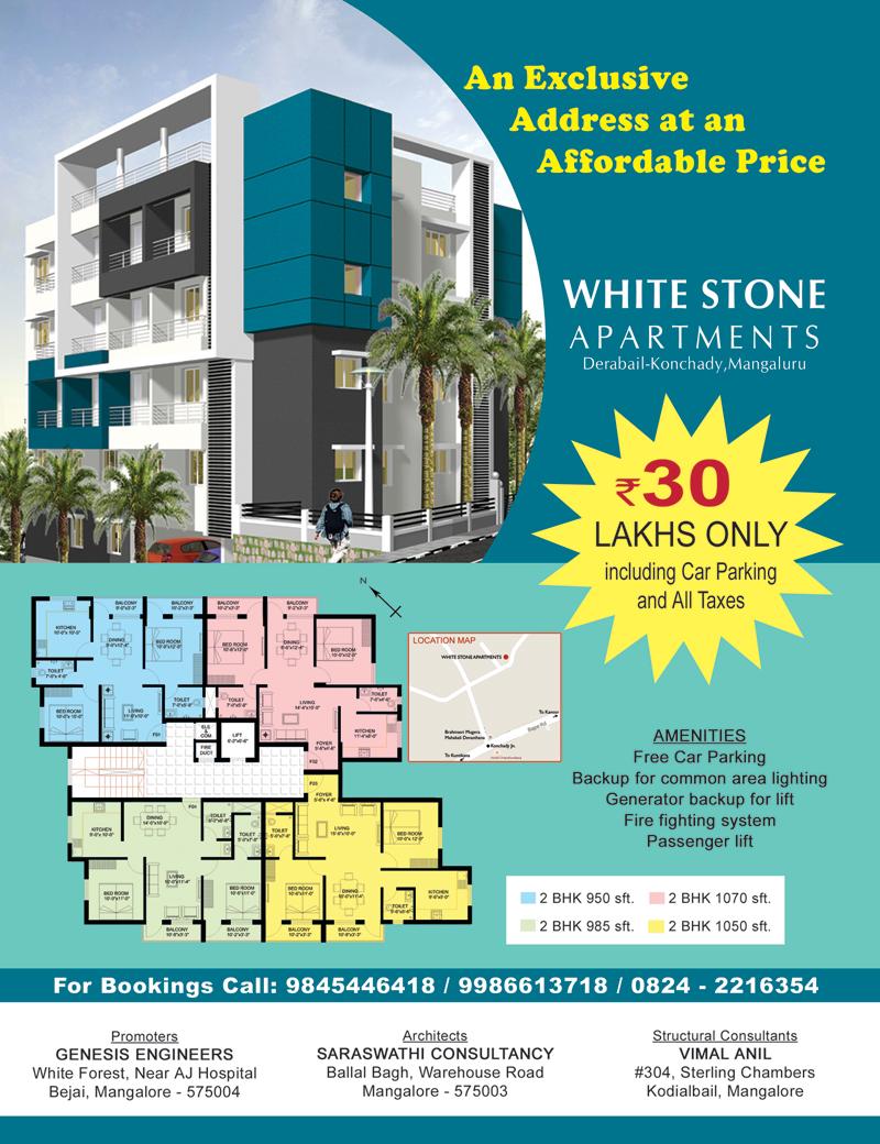 Whitestone Apartment