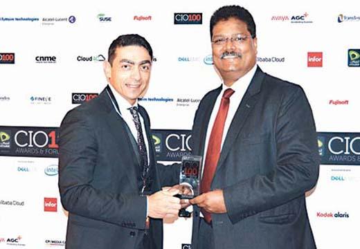 UAE Exchange Wins CIO Awards 2017