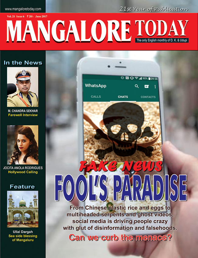Mangalore Today June 2017