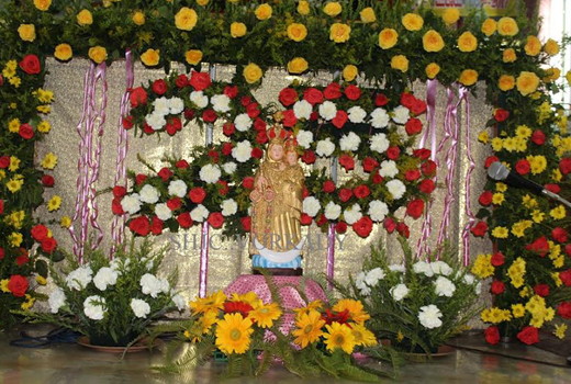 silver celebrations of velankanni matha novena in vorkady