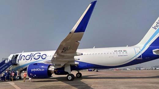 Alert pilot saves lives of 180 IndiGo flight passengers at