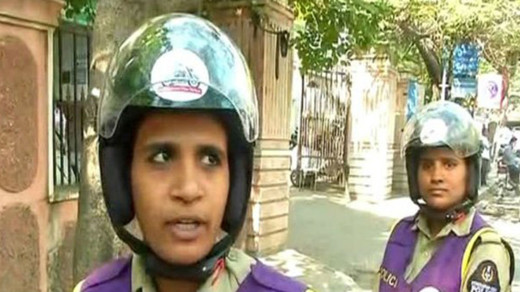 Women cops to now patrol Hyderabad streets