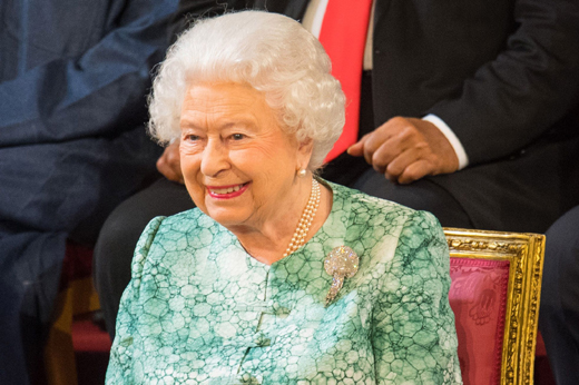 queen elizabeth 1 birthday