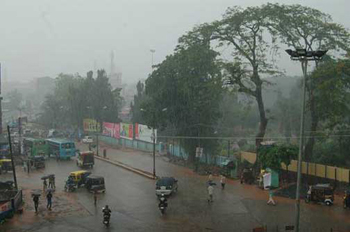 Rain-Mangalore..