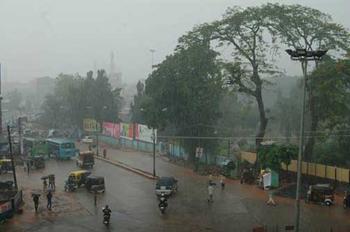 Rain-Mangalore