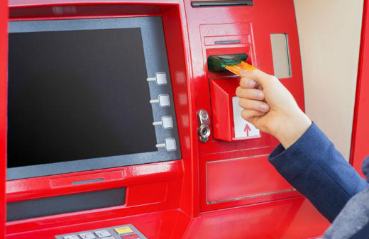 ATM-Cheque