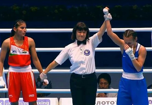 Manju Rani World Boxing Championships final