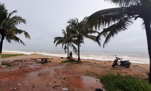 Betapady beach