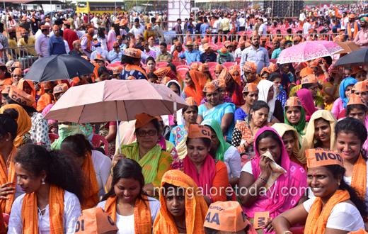 Rajnath Singh in Mangalore