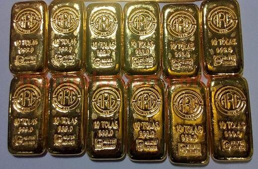 gold baars