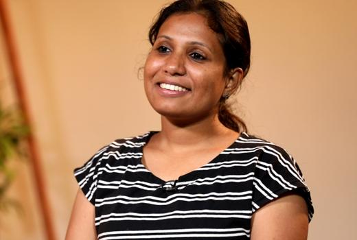 Geethu Mohandas: The First Indian Woman Chosen For Fjällräven Polar