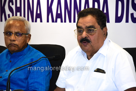 Senior Congress leader and former minister B Ramanatha Rai has said that a Padayatra has been organised by the DK District Congress   from Nelyady to BC Road  from January 14 to 16 demanding