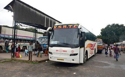KSRTC to run AC bus service between State Bank-Kasaragod