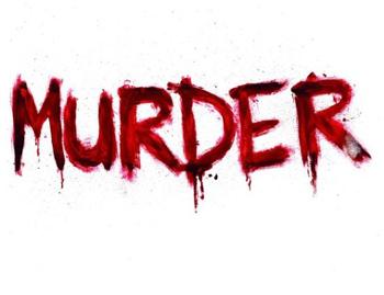 murder.