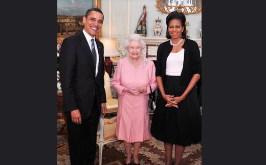 Queen-Obama