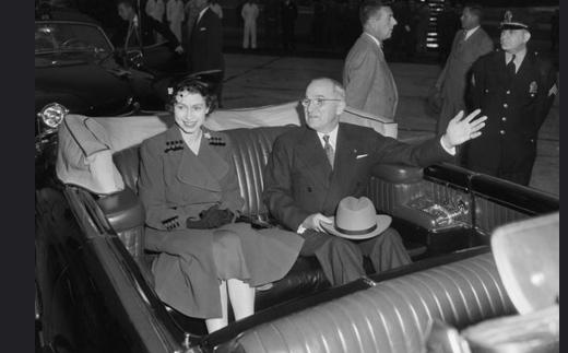 Queen-Truman
