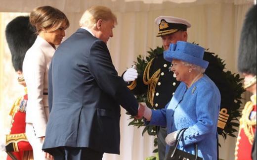 Queen-Trump