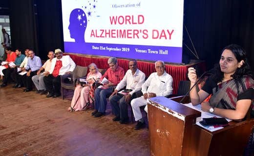 World Alzheimer day