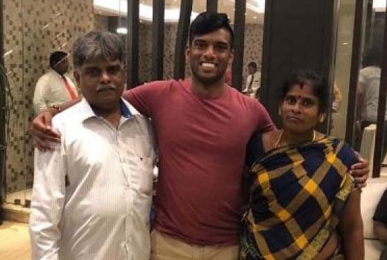 Chennai Couple Reunite With Son Who Was Kidnapped 20 Years Ago