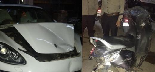 soctor car accident