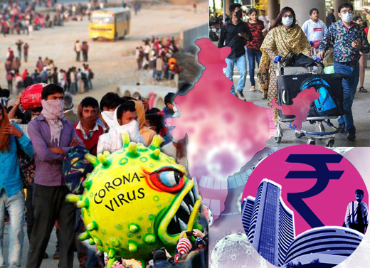 coronavirus India affects