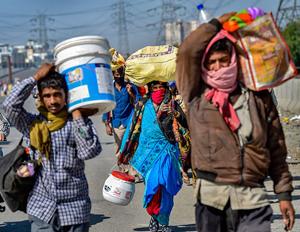 coronavirus and Indian economy
