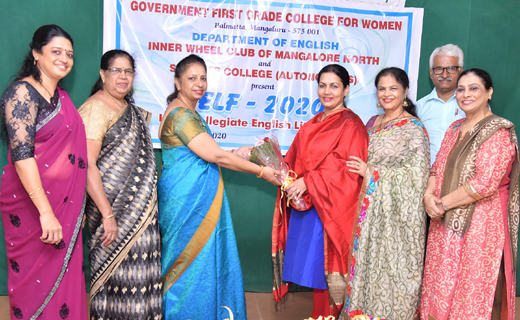 Government First Grade College for Women (GFGWC), Balmatta jointly with St Agnes College (Autonomous) and Inner Wheel Club of Mangalore North organised