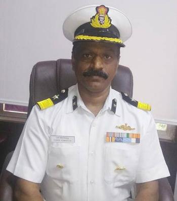 Commander.
