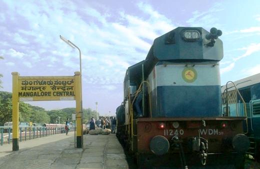 Mangaluru railway station
