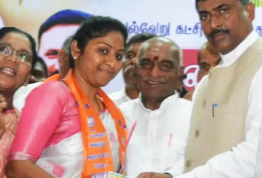 Veerappan Daughter Vidya Rani