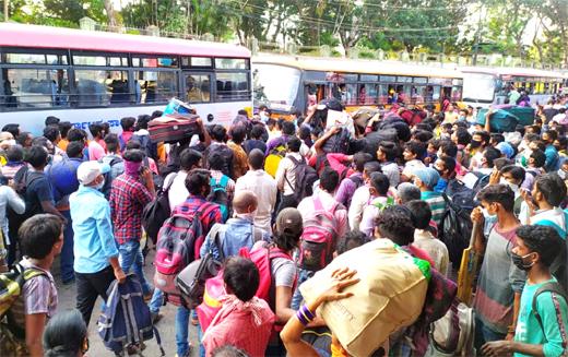 Migrants Mangalore