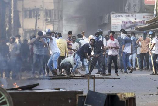 Anti CAA protest in Mangalore