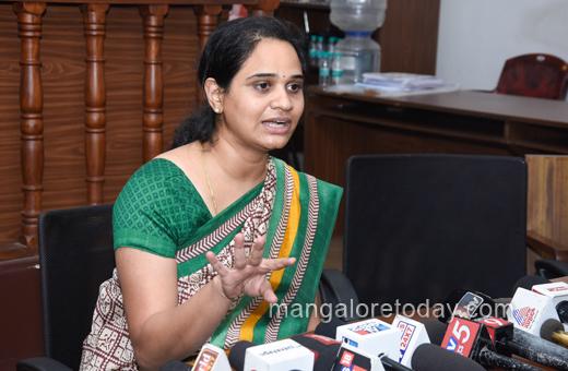 DC Sindhu Rupesh