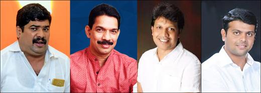 DK BJP leaders