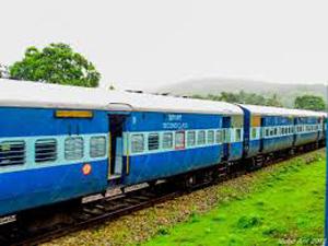 Byndoor train