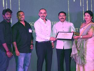 APD Foundation gets �MSME Best Social Enterprise Award 2018�