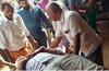 Tourist tempo mishap at Addahole ; 20 injured