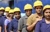 All-woman team undertakes train rake maintenance