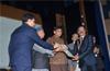 Senior Intelligence Officer, DGGI Allen Rajesh Vas receives Republic Day Award