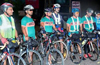 Nine city riders complete 300-km brevet