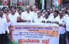 Congress stages protest against Hindu Mahasabha for recreating Gandhi assassination scene