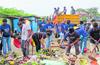Dhakke-Bunder area in city spruced up by volunteers