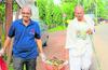 'Gandhi' at shramadan, Capitanio, Derebail cleaned