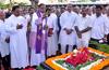 Mangaluru Bishop inaugurates George Fernandes memorial