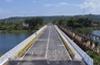Gurupur bridge works complete